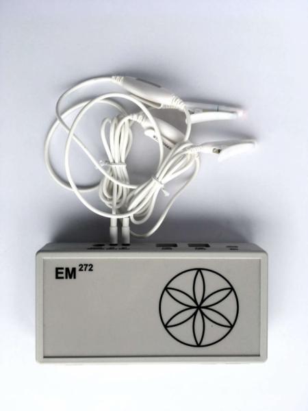 EM272 with nasal probes