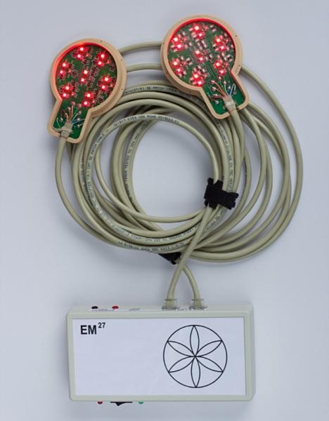 EM27 with LED disks