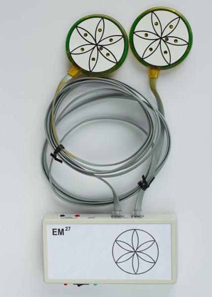 EM27 with magnetic disks