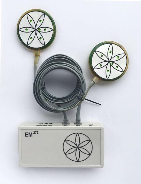 EM272 with magnetic disks